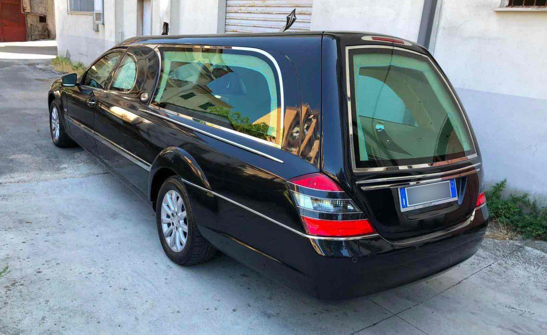 Mercedes e 211 anno trasformazione Collalti _1