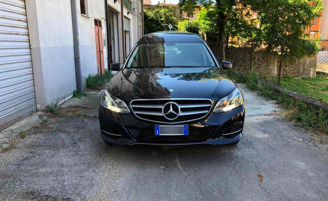 Mercedes e 211 anno trasformazione Collalti _2