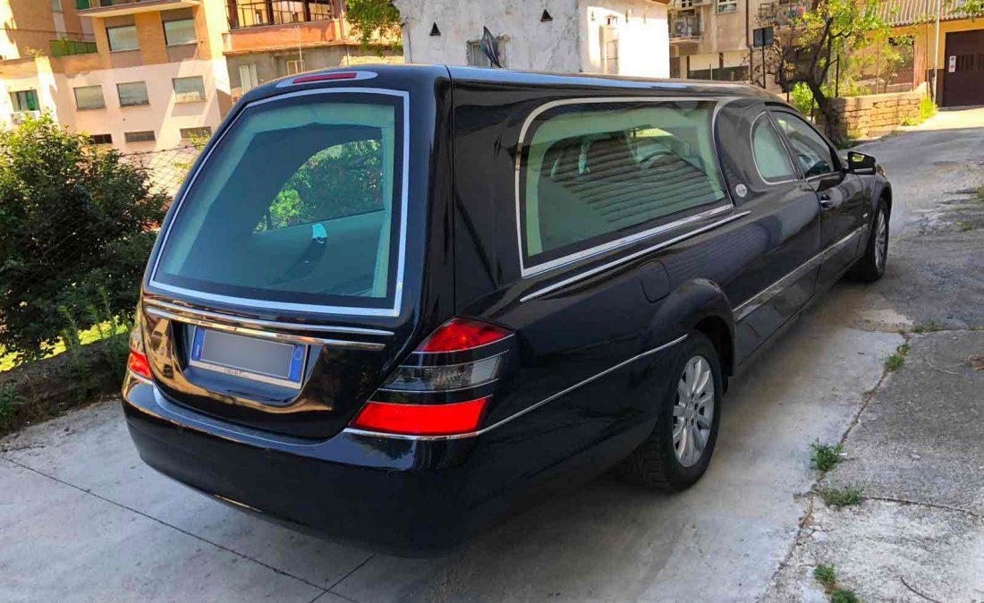 Mercedes e 211 anno trasformazione Collalti _3