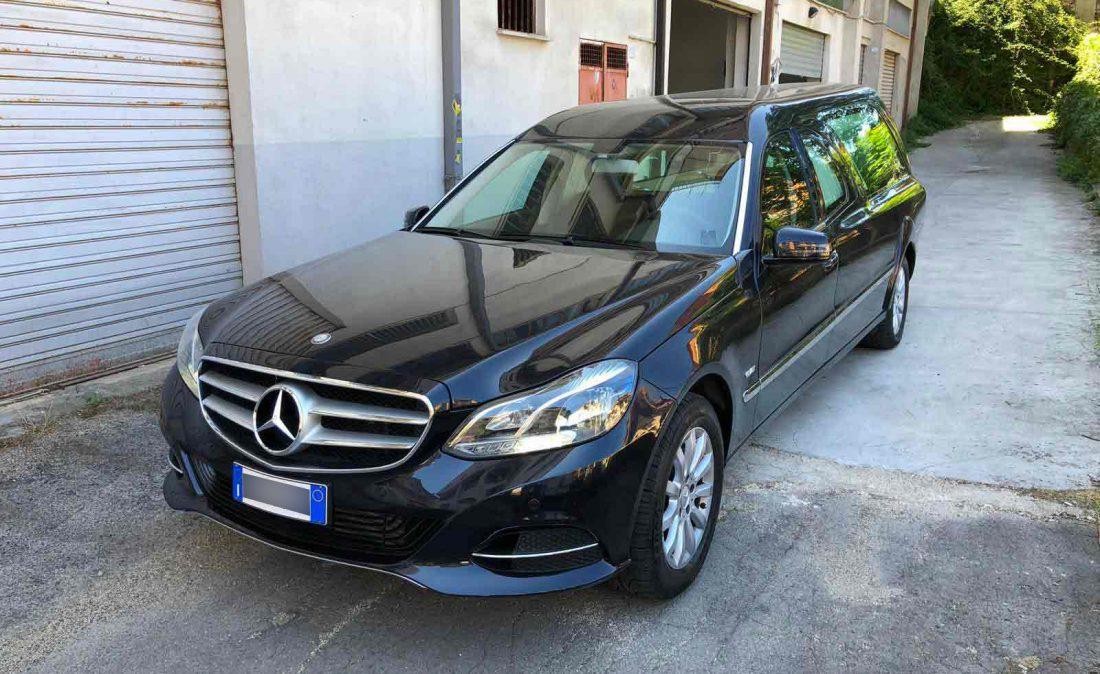Mercedes e 211 anno trasformazione Collalti _6